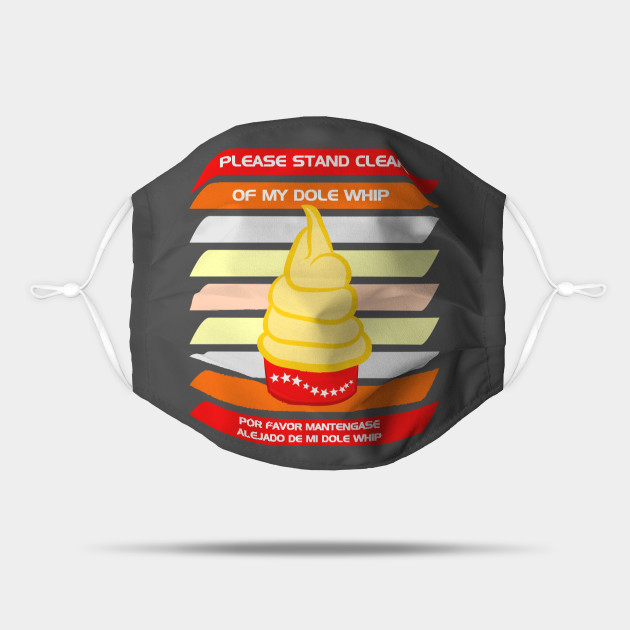 Please stand clear of my Dole Whip