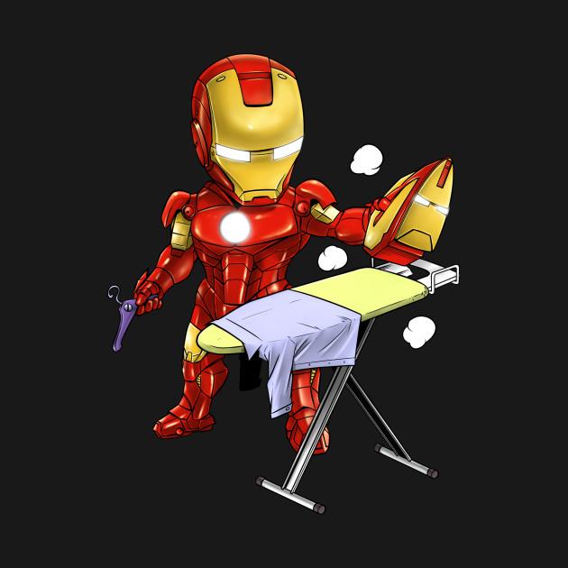 """Iron Man"" (Ironman Parody) :)"