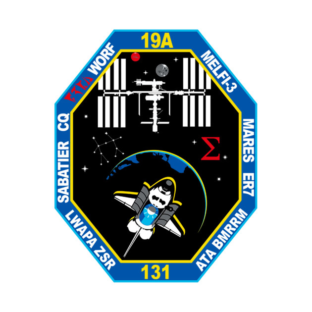 STS-131 Discovery Payload Team Patch