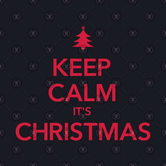 Keep Calm Christmas.Keep Calm It S Christmas