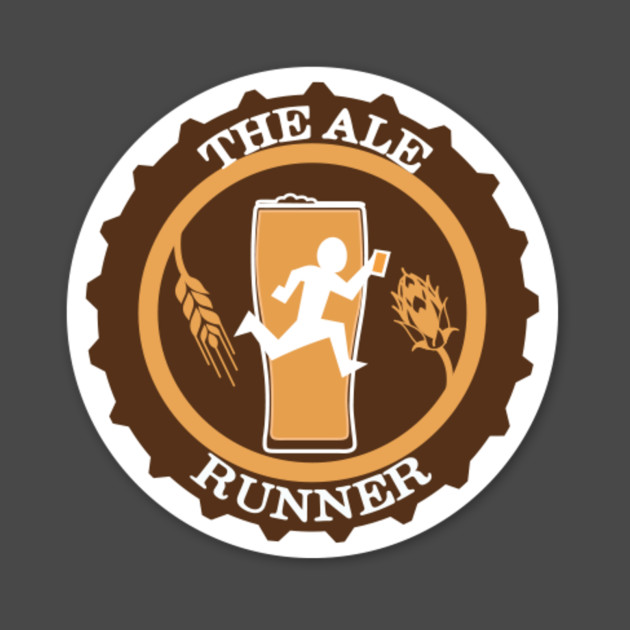 The Ale Runner Logo