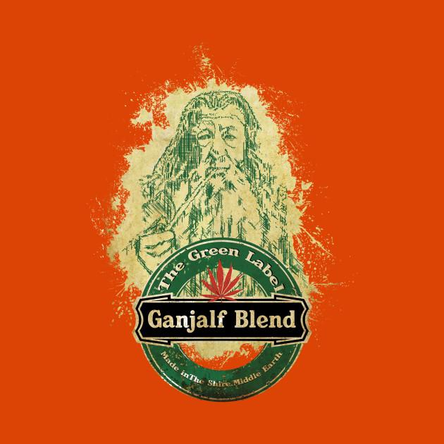 GANJALF BLEND THE GREEN LABEL