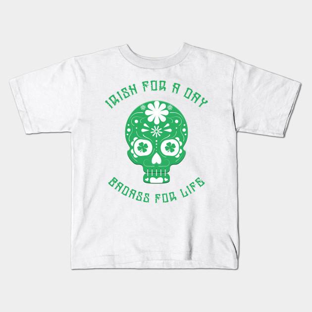 3b85a79c St Patrick s Sugar Skull - Irish for a Day … - St Patricks Day ...