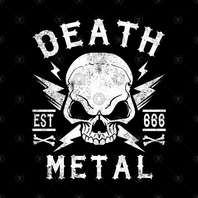 Death Metal Metal Music Death Metal Phone Case Teepublic