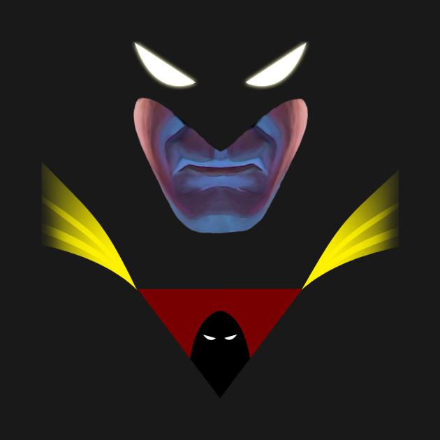 Space Ghost - Retro - T-Shirt   TeePublic