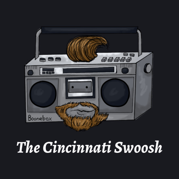 Cincinnati Swoosh