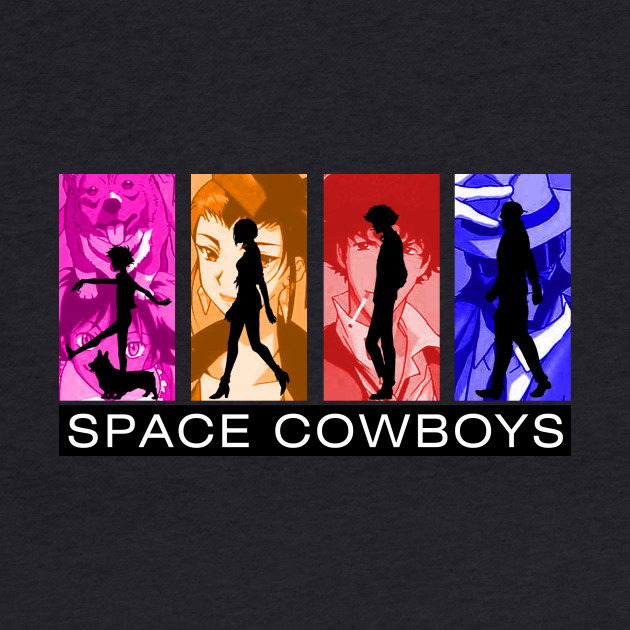 Cowboys In Space