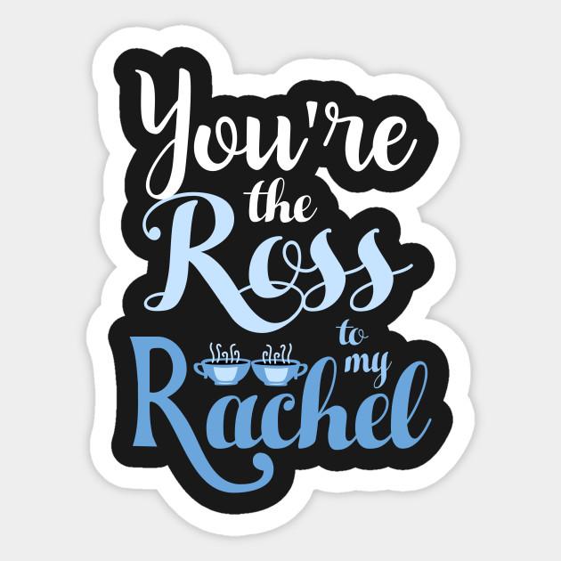 Rachel Sticker