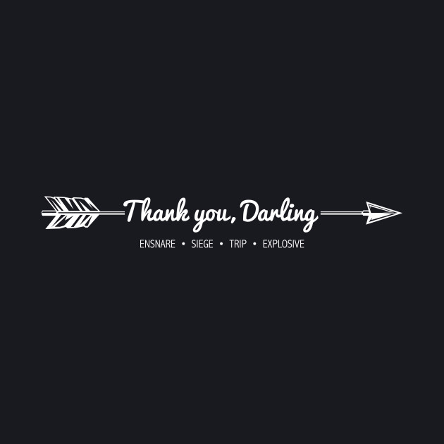 Thank You, Darling