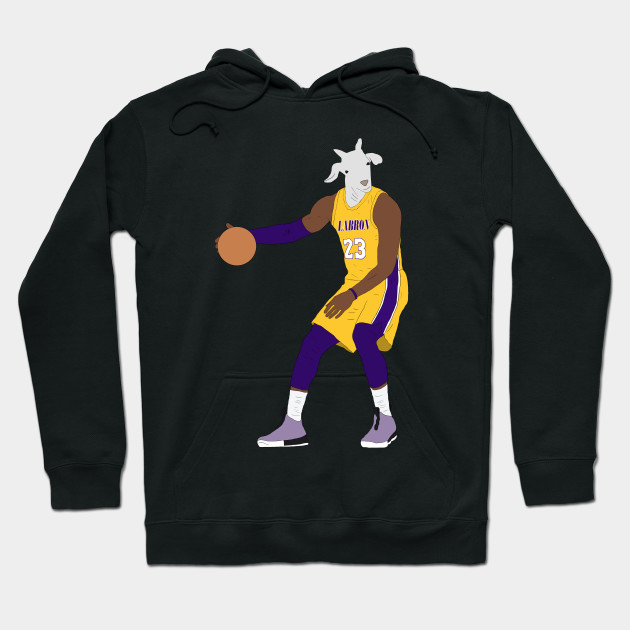save off 43b68 61dc9 LeBron James, The GOAT (Lakers)