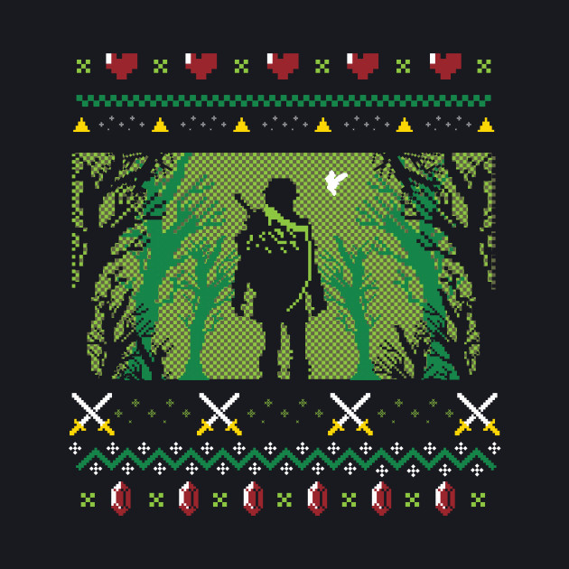 Link Ugly Sweater