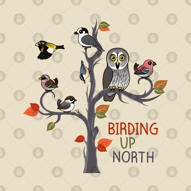 Birding Up North