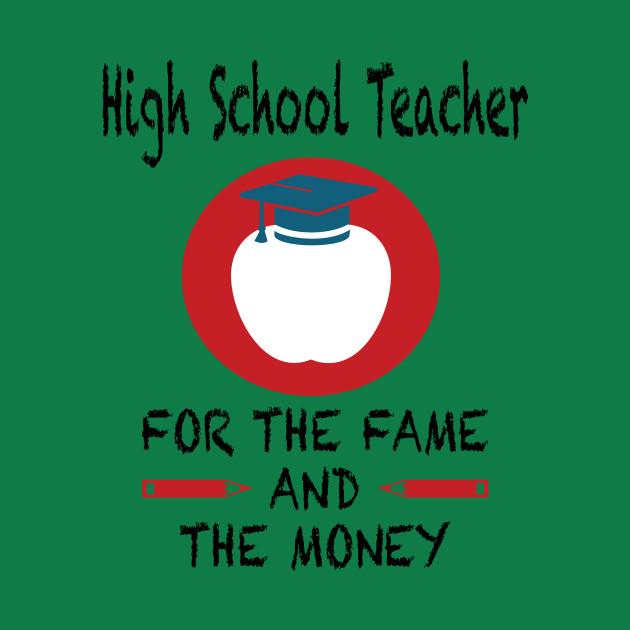 High School Teacher Humor