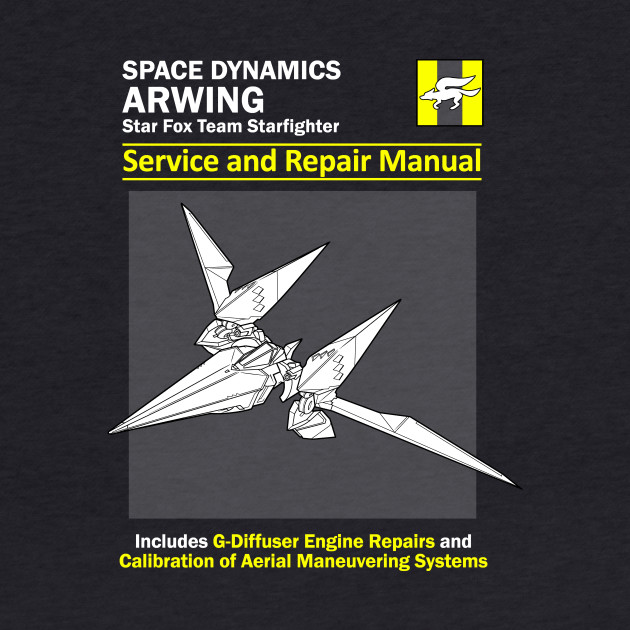 Arwing Service and Repair Manual