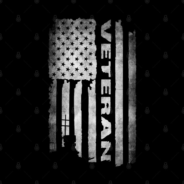 Veteran Flag - Destroyer