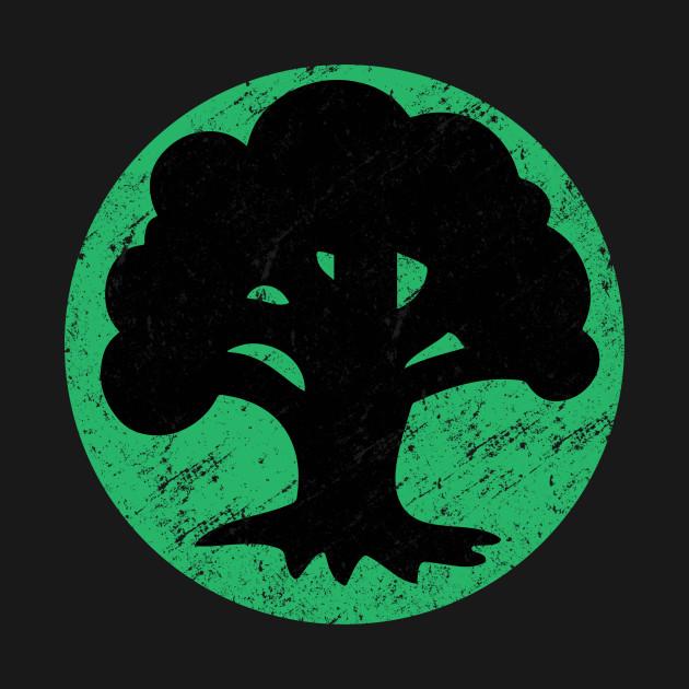 Green Mana Magic The Gathering Vintage
