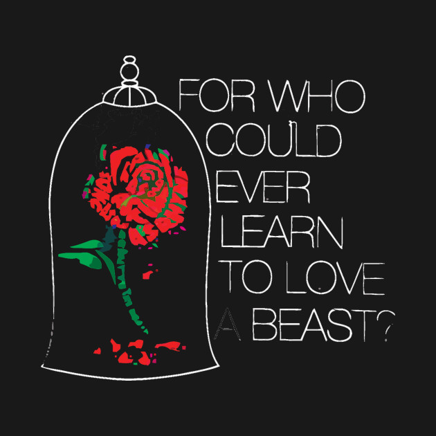 Beauty And The Beast T Shirt Beauty And The Beast T Shirt