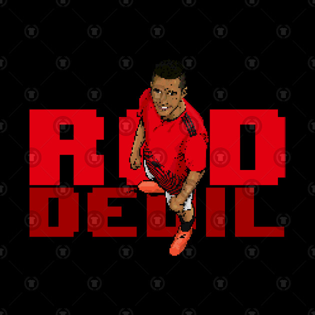 Chilean Red 8bit Pixelart By Akyanyme