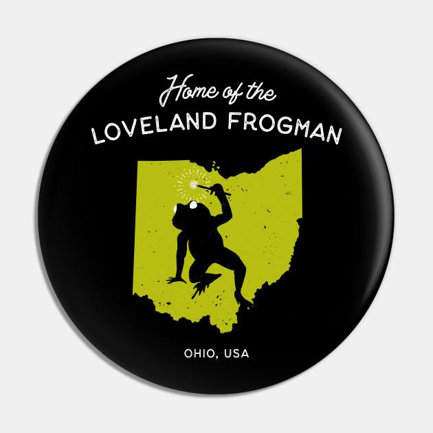 Home of the Loveland Frogman