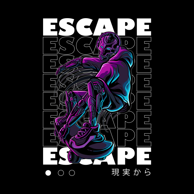 ESCAPE FROM REALITY XNY