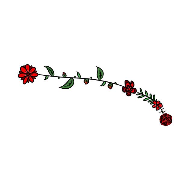Aries / Floral