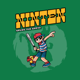 Ninten saves the Earth