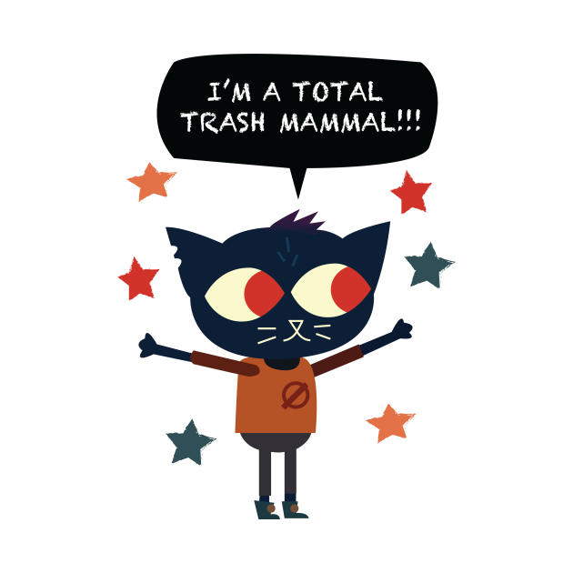 Trash Mammal - Night in the Woods