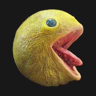 Realistic Pac Man