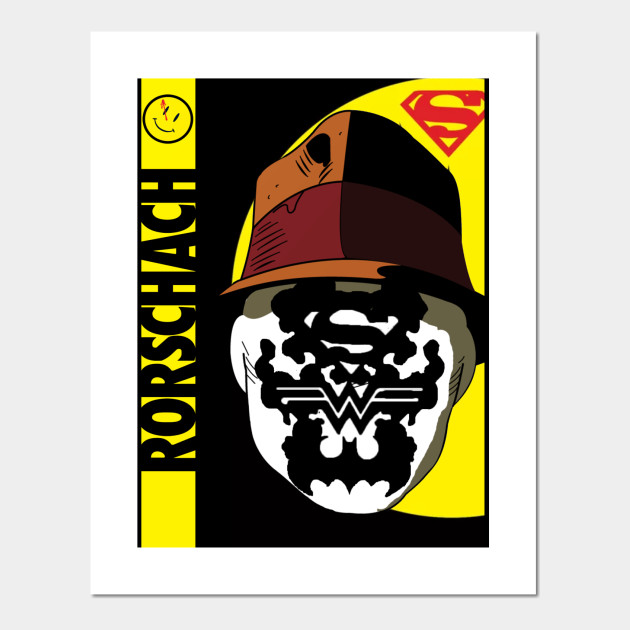 doomsday rorschach rorschach posters and art prints teepublic