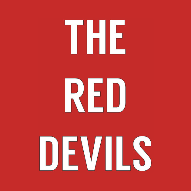 906276e880fc0 The Red Devils - Manchester United The Red Devils - Manchester United