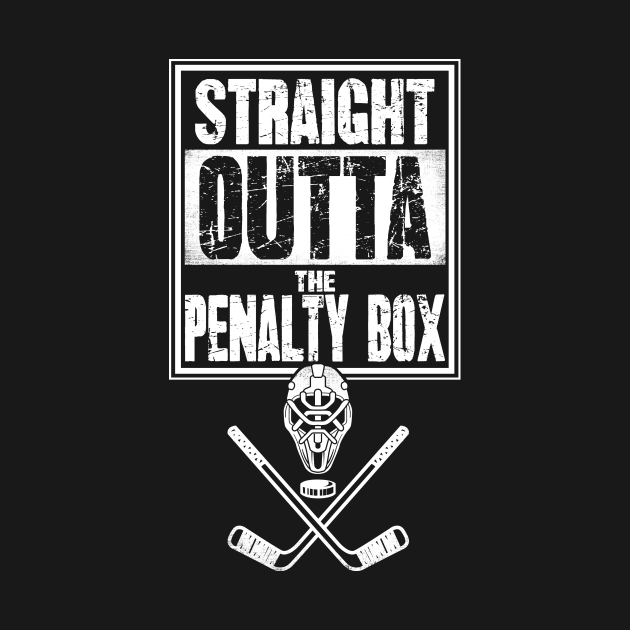 Straight outta the penalty box