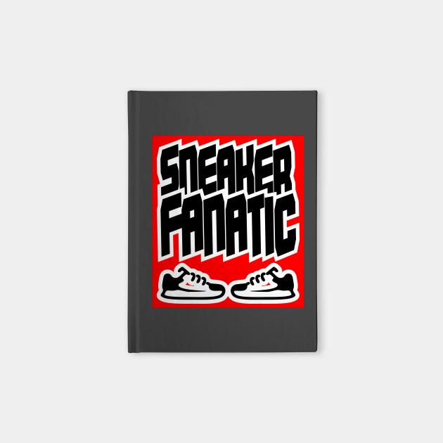 Sneaker Fanatic red sneakers Sport gift shirt.