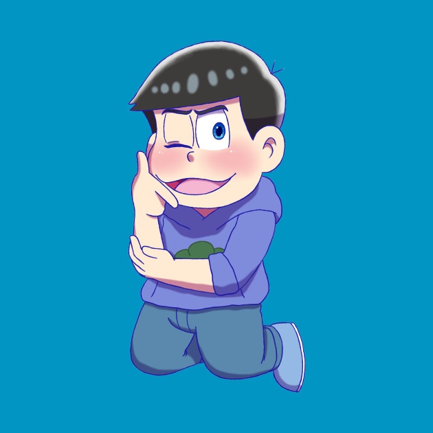 Karamatsu (Osomatsu-san) Chibi