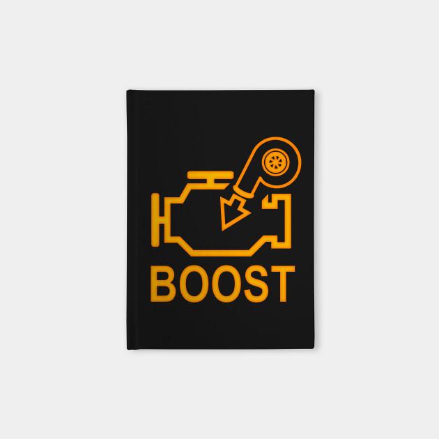 Boost check engine light