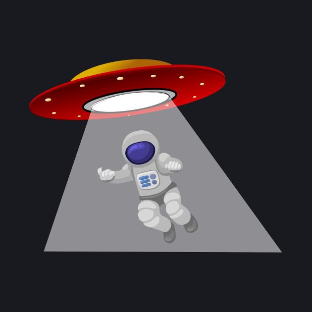 Funny UFO Astronaut Abduction