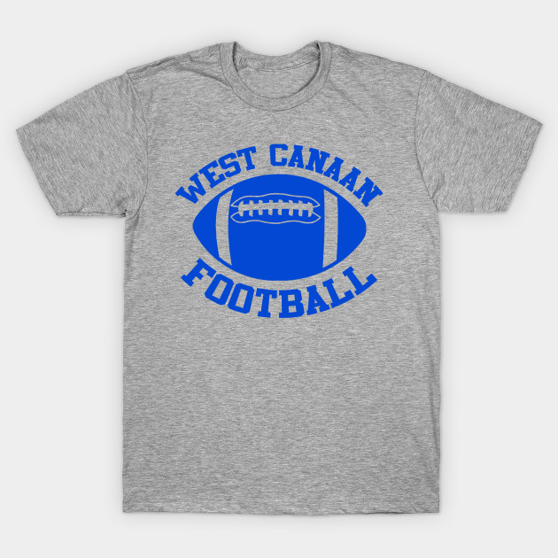 fd899a4fa West Canaan Football - Varsity Blues - T-Shirt