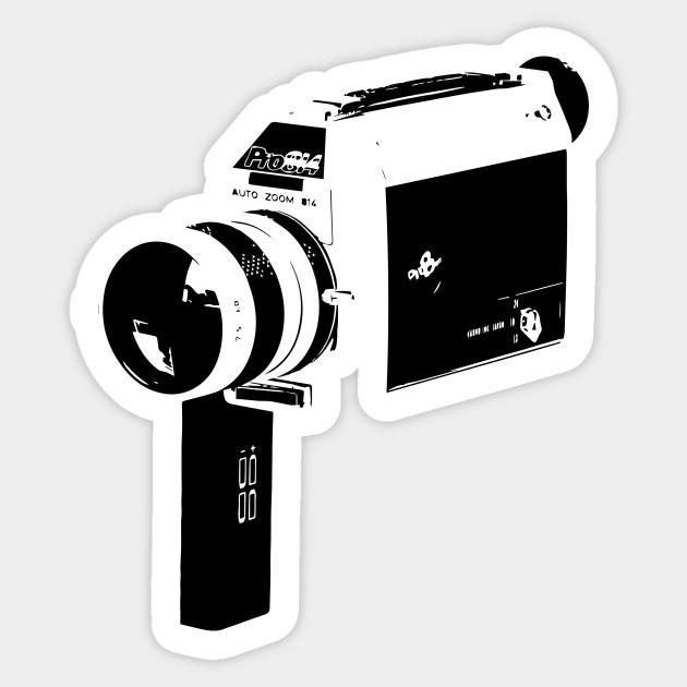Super 8 Movie Film Retro Camera Great Gift