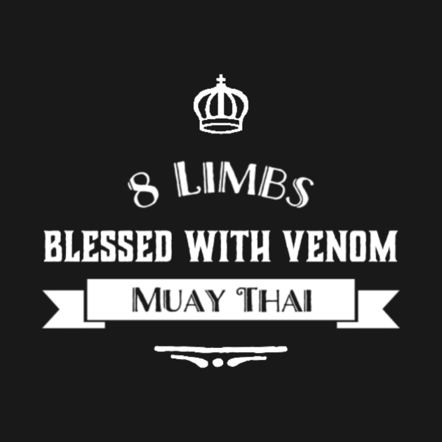 8 Limbs Blessed With Venom