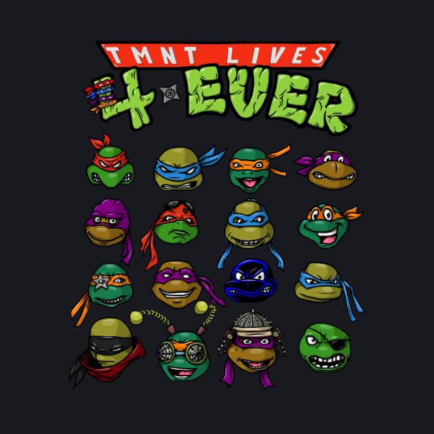TMNT Lives 4 Ever