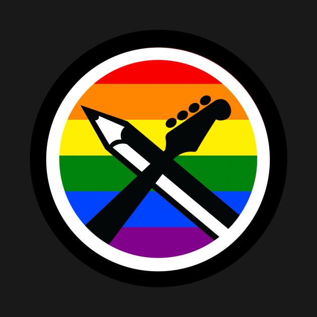 RokrJon Pride Logo