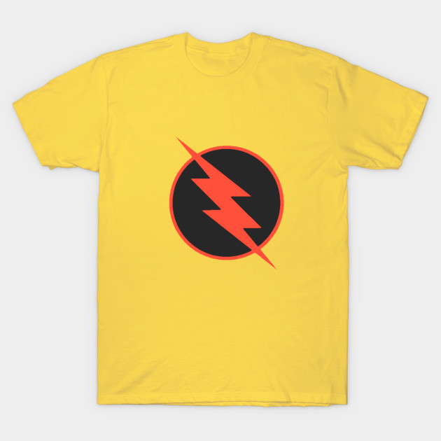 The Flash Reverse Flash Logo T-Shirt