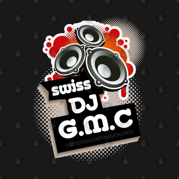 DJG.M.C-Swiss DJ Logo