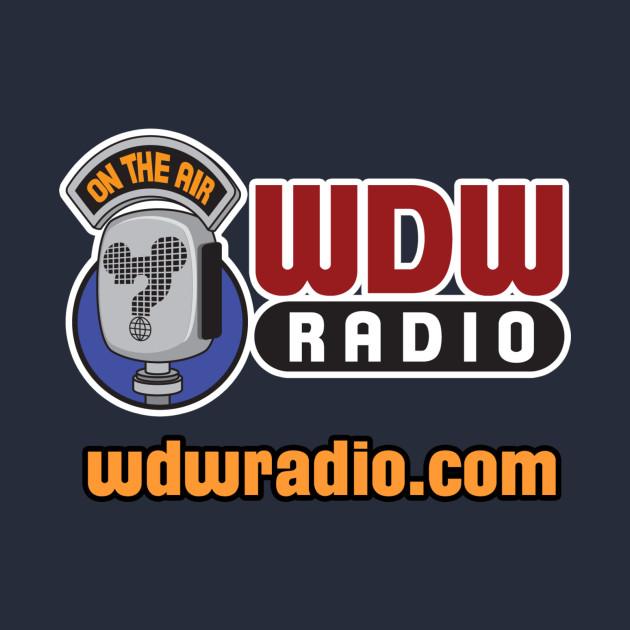 WDW Radio Logo Gear
