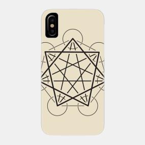 heptagram phone