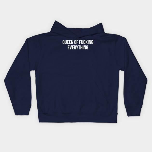 41c3752eca7 Queen Of Everything Crop Top Tank Womens Tumblr Hipster Fun Kale Grunge  Hipster T-Shirts Kids Hoodie