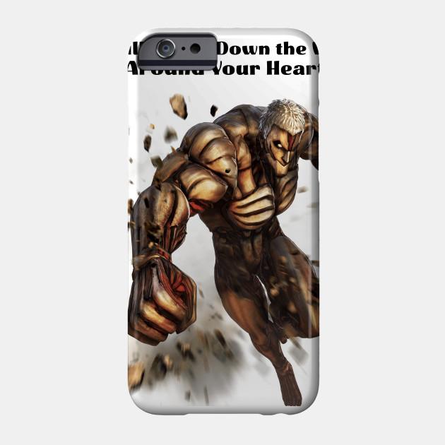T Shirt Reiner Braun Lovely Attack On Titan