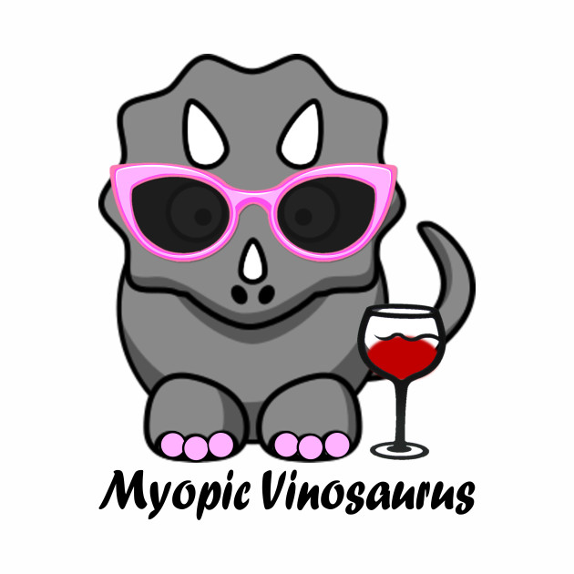 Myopic sunglasses Vinosaurus
