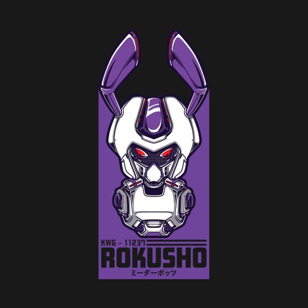 Rokusho Fanart T-Shirt