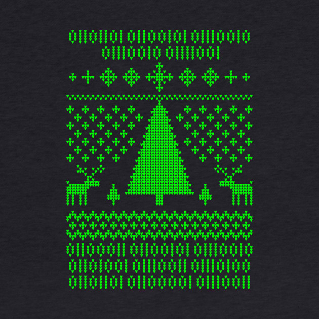 Binary Christmas