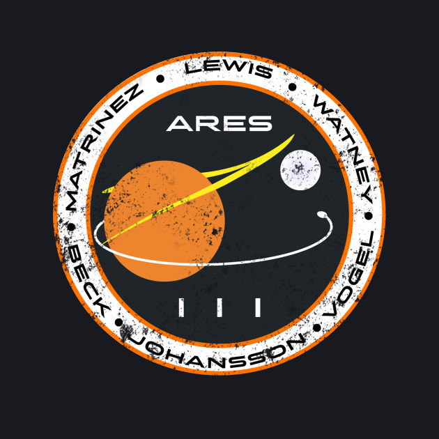 ARES III (the martian)